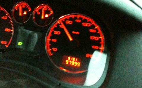 Peugeot 98000 Kilometer